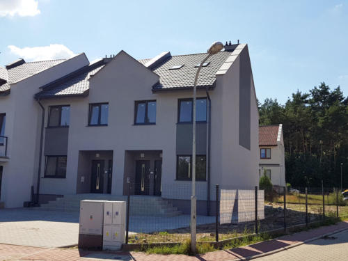 Inwestycja mieszkaniowa w Wągrowcu - WILLA PRZY LESIE I