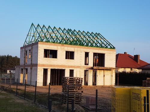 Willa Dębowa - Budzyń ul. Dębowa - inwestycja zrealizowana przez firmę NEO INVEST