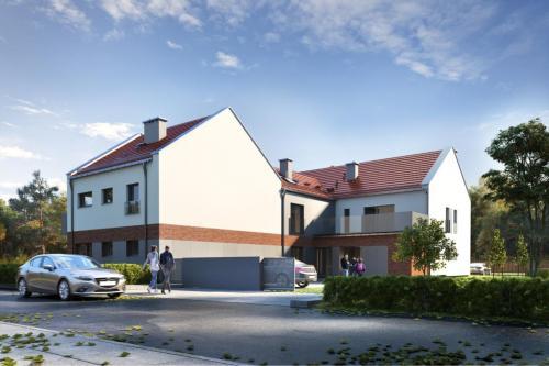 Mieszkania na sprzedaż Willa Dębowa Budzyń.